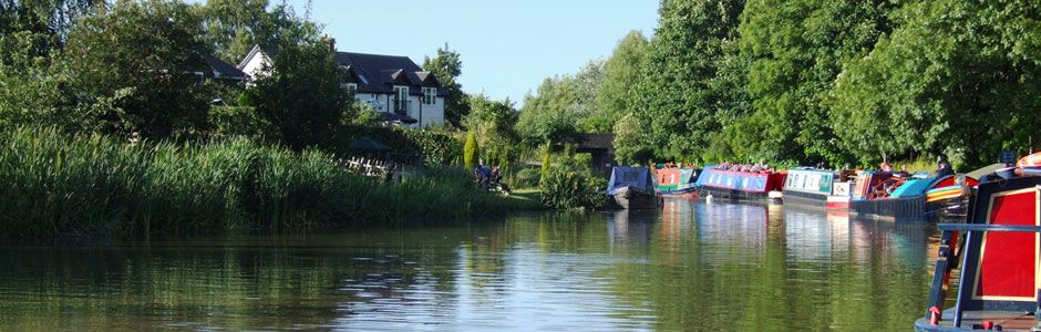 Go fishing in Berkshire