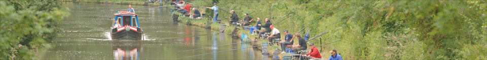 Fishing: West Midlands